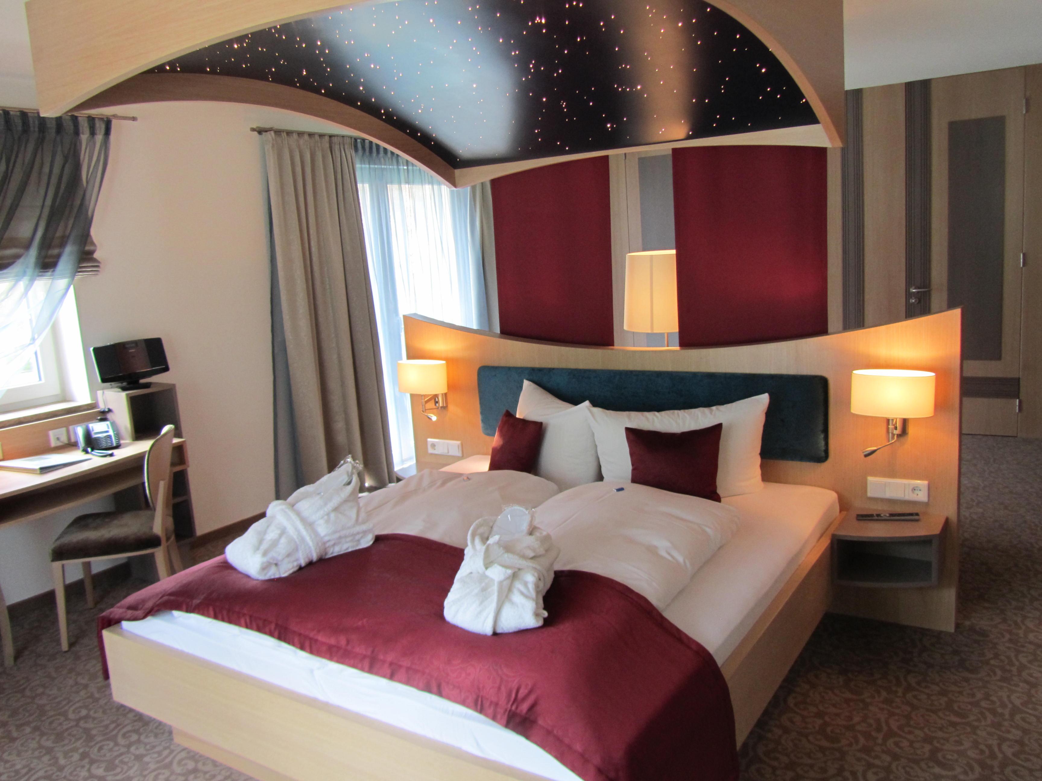 Hotelzimmer Villa Ludwig